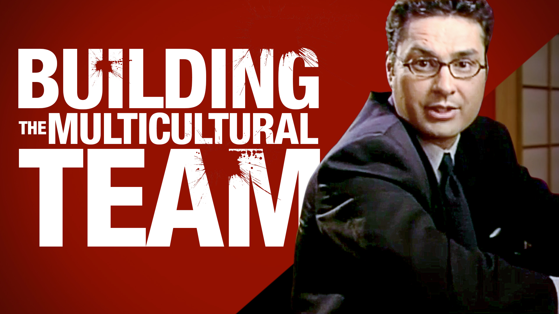 Building the Multicultural Team video