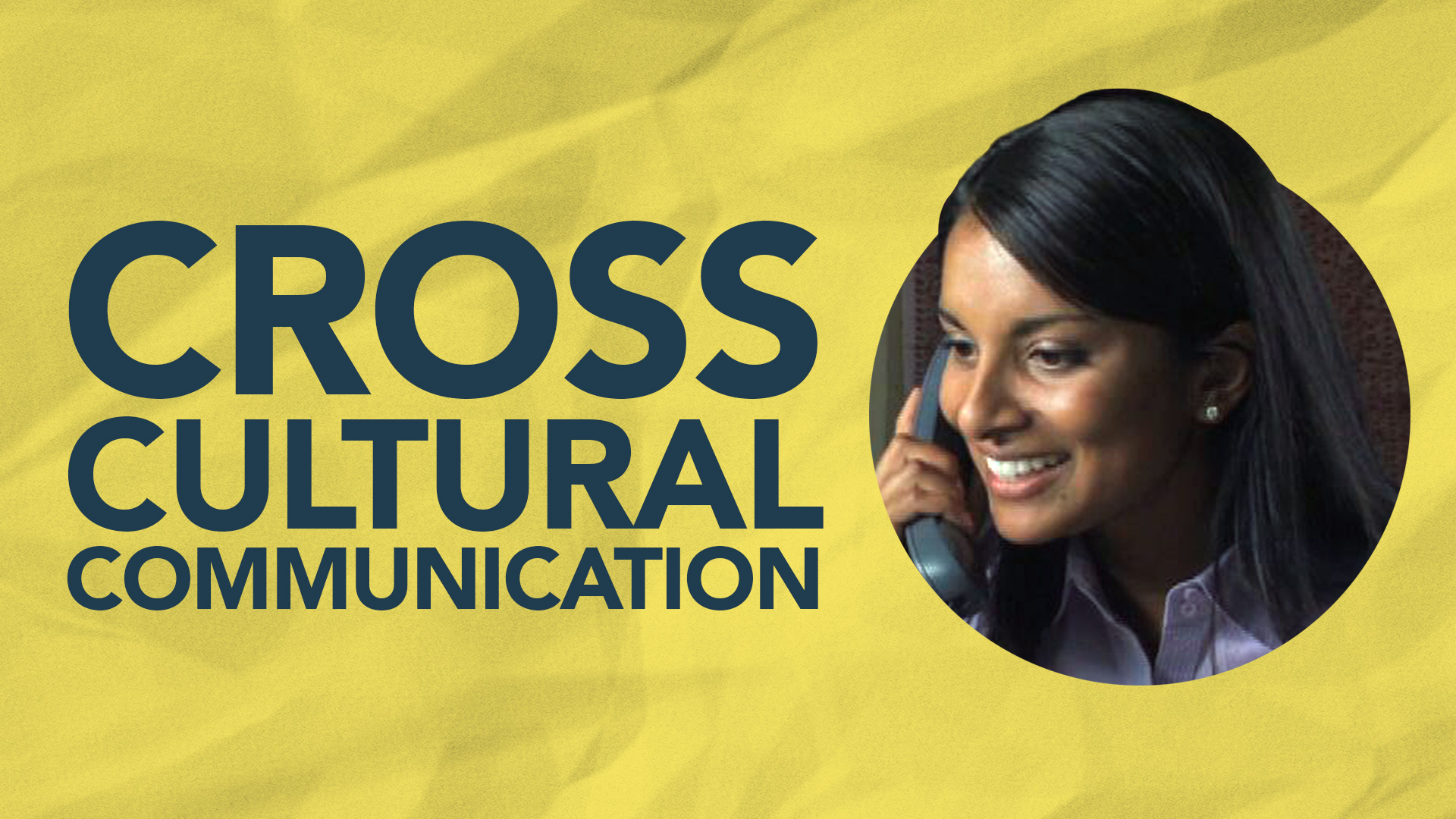 Cross Cultural Communication video