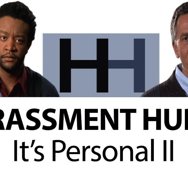 Harassment Hurts – It's Personal II