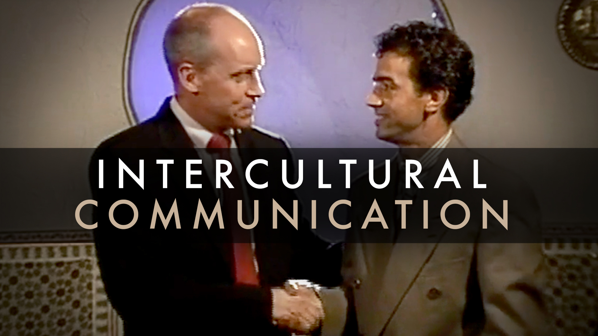 Intercultural Communication video
