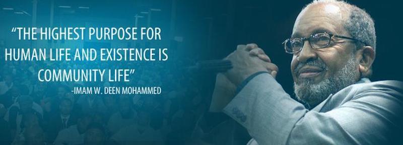 Imam W.D. Mohammed