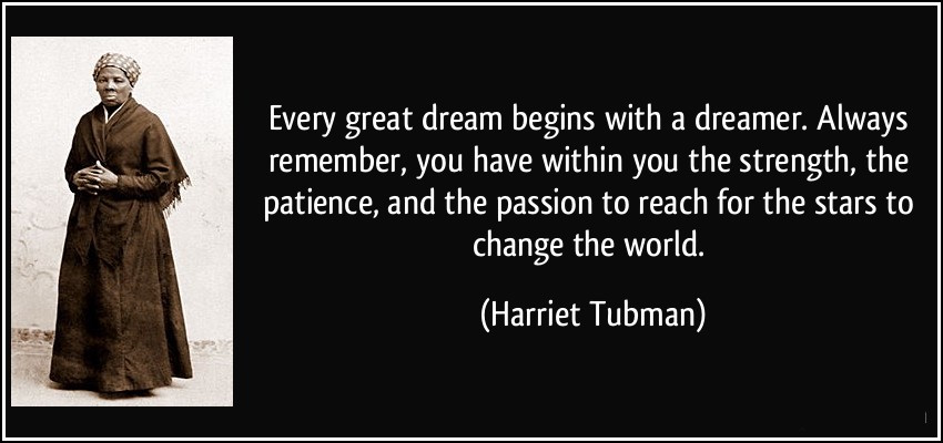 Harriet Tubman birthday