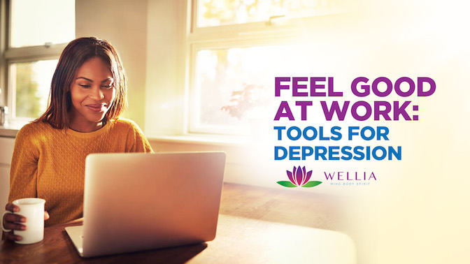 Feel Good at Work: Tools for Depression training video