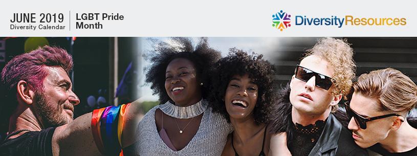 June 2019 Diversity Calendar