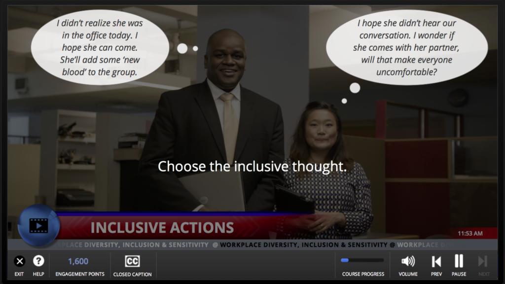 Interactive Diversity Training