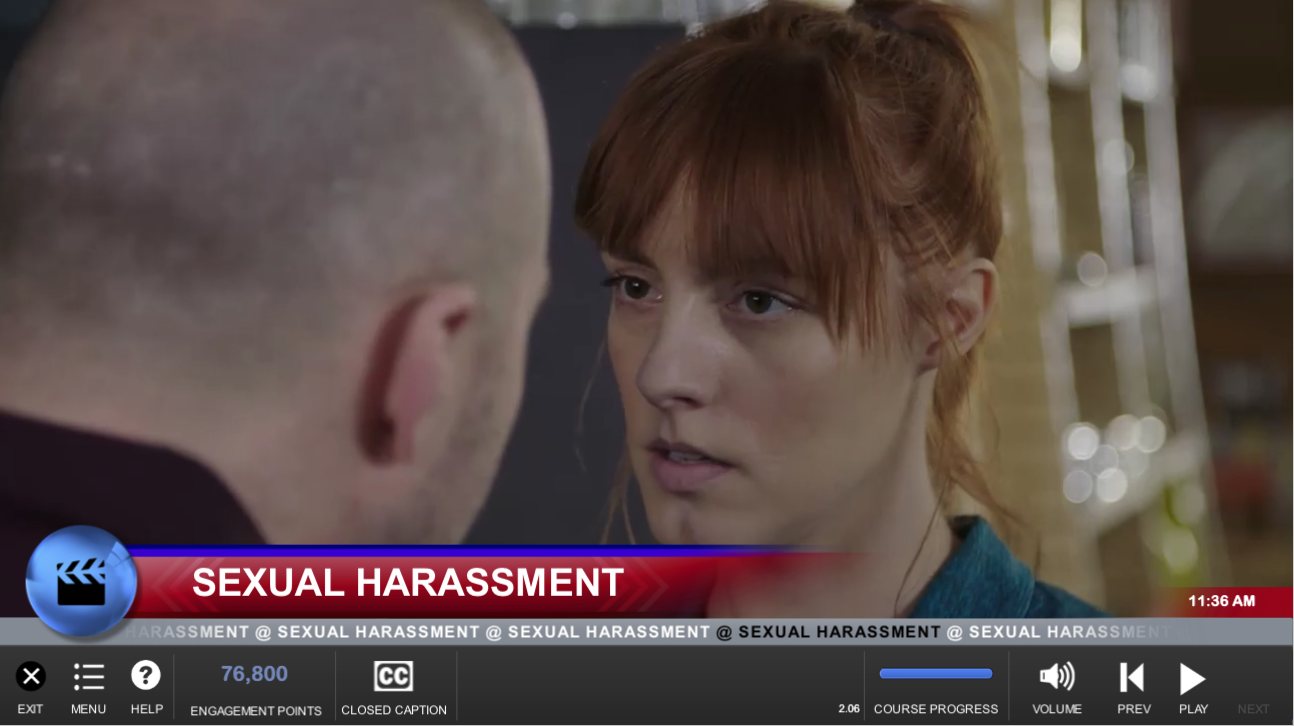 Online Harassment Training