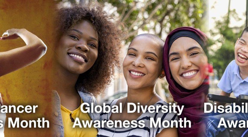 October 2020 Diversity Calendar
