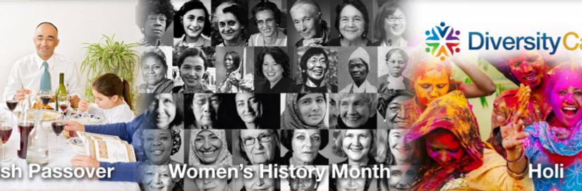 March 2021 Diversity Calendar