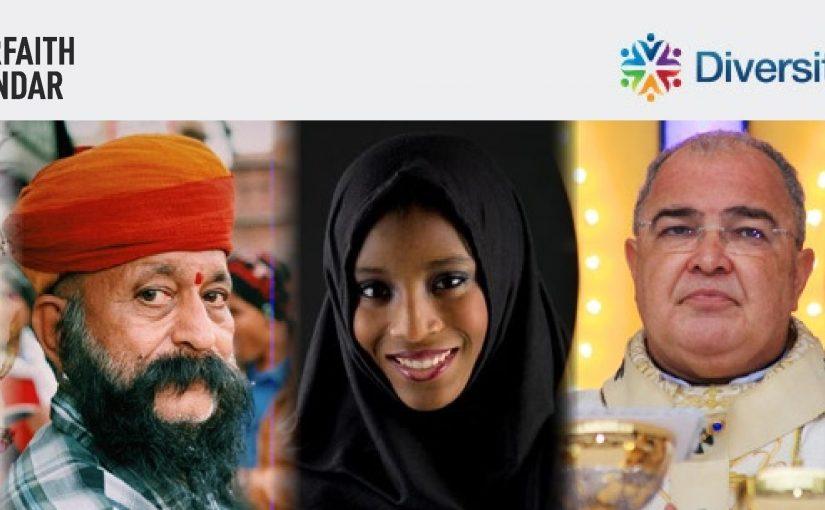 Interfaith Calendar 2022